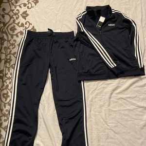 Women's adidas track suit